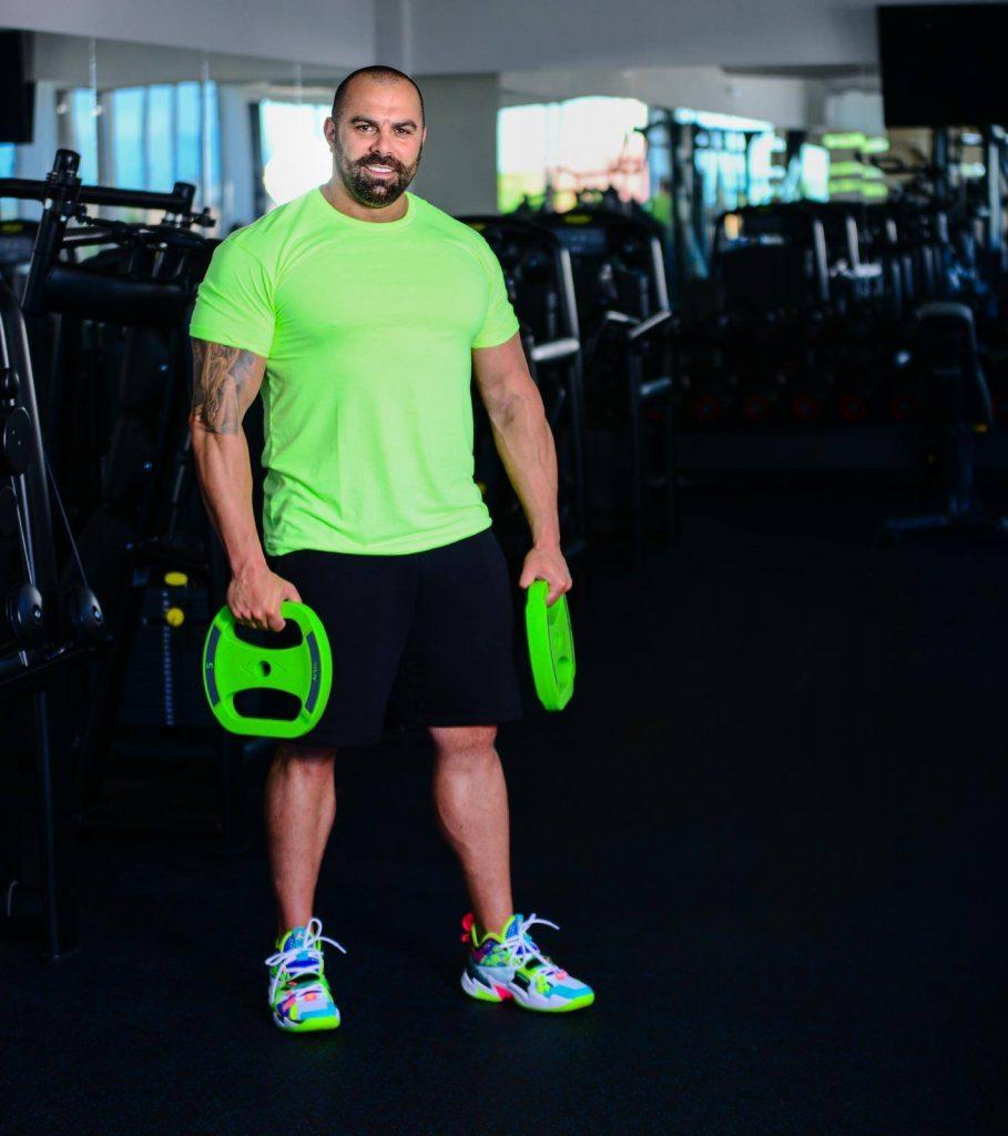 Instructor Evolution Fitness